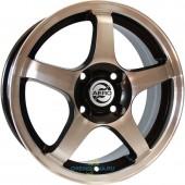 Колесный диск Aero A1051  6x15/4x100 D60.1 ET40 BFP