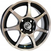 Колесный диск Aero A1162  6.5x16/5x114.3 D67.1 ET46 BFP