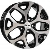 Колесный диск Carwel Аль  6.5x16/5x114.3 D66.1 ET50 AB