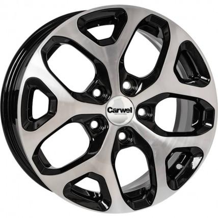 Колесный диск Carwel Аль  6.5x16/5x114.3 D67.1 ET50 AB