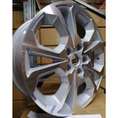 Колесный диск Carwel Шира  6.5x17/5x114.3 D66.1 ET50 AST
