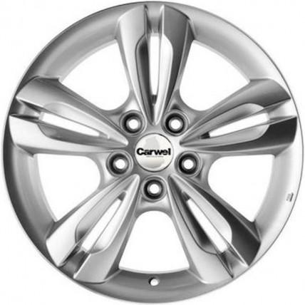 Колесный диск Carwel Стерж SL 6.5x17/5x114.3 D67.1 ET48
