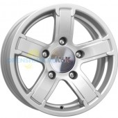 Колесный диск K&K Ангара (КС462)  6.5x15/5x139.7 D98 ET40 Сильвер