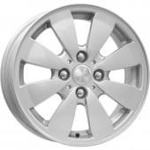 Колесный диск K&K КС577  5.5x14/4x98 D58.5 ET35 Сильвер