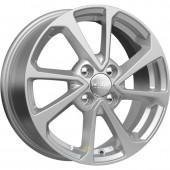 Колесный диск K&K КС658  6.5x16/5x114.3 D60.1 ET45 Сильвер