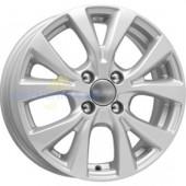 Колесный диск K&K КС685  6x15/4x100 D54.1 ET48 Сильвер