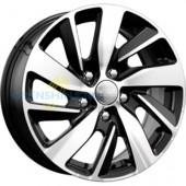 Колесный диск K&K КС741  6.5x16/5x108 D63.3 ET50 Алмаз черный