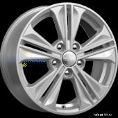Колесный диск K&K КС778  6x16/5x114.3 D67.1 ET43 Сильвер