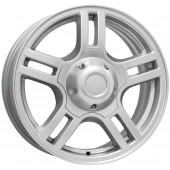 Колесный диск K&K УАЗ-Патриот (КС434)  7x16/5x139.7 D108.5 ET35 Сильвер