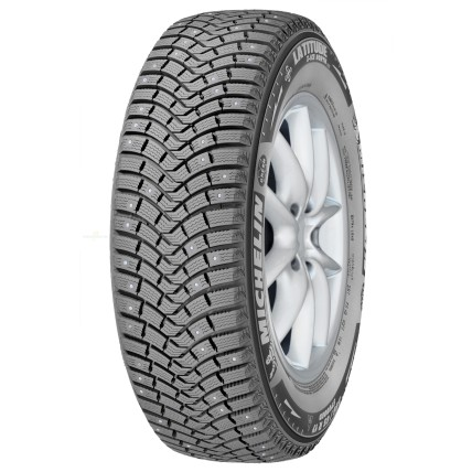 Автошина Michelin Latitude X-Ice North LXIN2+ 255/55 R18 109T шип