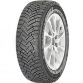 Автошина Michelin X-Ice North 4 215/60 R17 100T шип