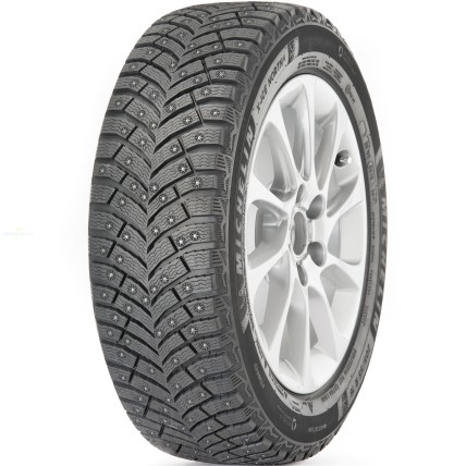 Автошина Michelin X-Ice North Xin4 235/55 R17 103T шип