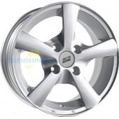 Колесный диск N2O Y210  5.5x13/4x98 D58.6 ET35 Sil