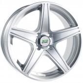 Колесный диск N2O Y243  6x14/4x100 D73.1 ET38 Sil