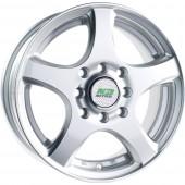 Колесный диск N2O Y279  5.5x14/4x98 D58.6 ET35 Sil