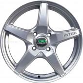 Колесный диск N2O Y3119  6x15/4x100 D54.1 ET48 Sil