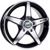 Колесный диск N2O Y3119  6x15/4x100 D56.6 ET45 BFP