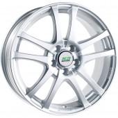 Колесный диск N2O Y450  5.5x14/4x100 D73.1 ET38 Sil