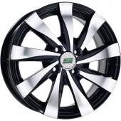 Колесный диск N2O Y465  5.5x14/4x100 D56.6 ET49 BFP