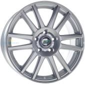 Колесный диск N2O Y4917  6x15/4x100 D73.1 ET45 Sil