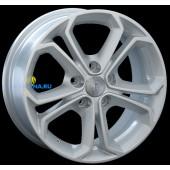 Колесный диск Replay GN89  6.5x15/5x105 D56.6 ET39 Sil