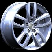Колесный диск Replay LX59  7.5x18/5x114.3 D60.1 ET35 Sil