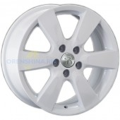 Колесный диск Replay TY24  7x17/5x114.3 D60.1 ET45 White