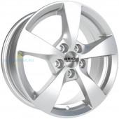 Колесный диск Скад KL-265  6x15/5x100 D57.1 ET38 Сильвер
