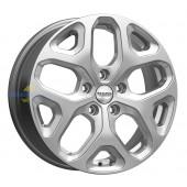 Колесный диск Скад KL-307  6.5x17/5x114.3 D66.1 ET50 Алмаз