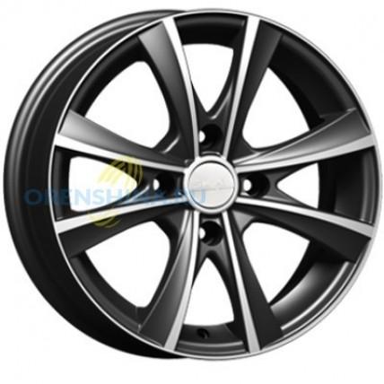 Колесный диск Скад Мальта  5.5x14/4x100 D56.6 ET49 Алмаз