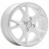 Колесный диск Скад Орлан  5.5x14/4x98 D58.6 ET38 Алмаз белый