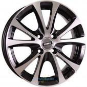 Колесный диск Tech-Line 509  6x15/4x100 D60.1 ET49 BD