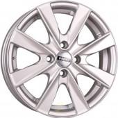 Колесный диск Tech-Line 524  5.5x15/4x100 D54.1 ET46 Silver