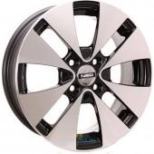 Колесный диск Tech-Line 531  6x15/4x100 D54.1 ET48 BD