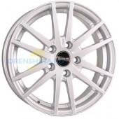Колесный диск Tech-Line 535  6x15/5x100 D57.1 ET45 Silver