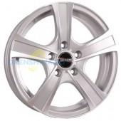 Колесный диск Tech-Line 539  6x15/4x100 D60.1 ET50 Silver
