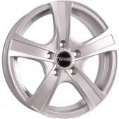 Колесный диск Tech-Line 539  6x15/5x100 D57.1 ET38 Silver
