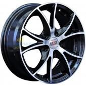 Колесный диск X-Race M07  6x15/4x100 D60.1 ET50 BKF